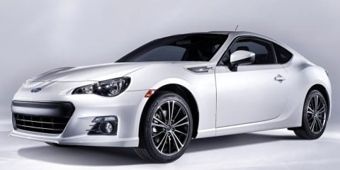 "Subaru BRZ revealed: part two of the ""Toyobaru"""