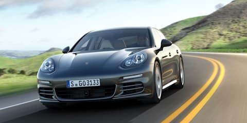 Porsche targets seventh model : E-Class rival favourite