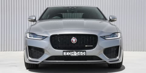 2020 Jaguar XE R-Dynamic HSE review