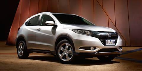 Honda HR-V sales already booming