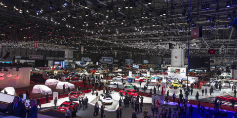 2016 Geneva motor show gallery — UPDATED