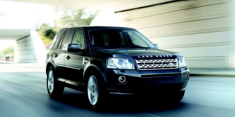 2013 Land Rover Freelander 2: pricing and specifications