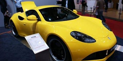 2011 Artega Sport Electric at Geneva Motor Show