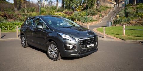 Peugeot 3008 SUV recalled over fire risk - UPDATE