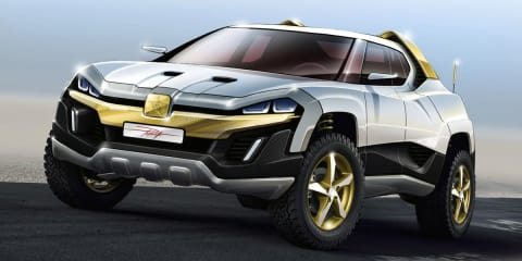 Dartz Nagel Dakkar SUV: exclusive Russian-built all-terrain monster