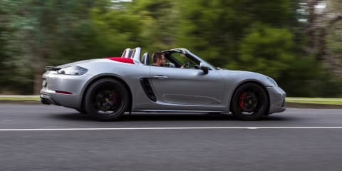 2019 Porsche Boxster GTS review