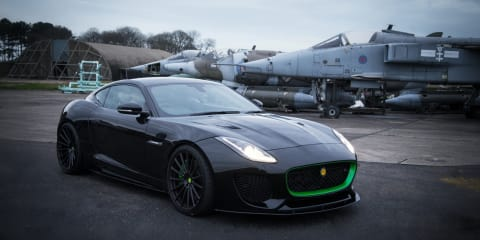 Lister unveils 666hp, Jaguar-based Thunder