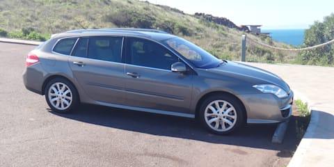 2008 Renault Laguna Dynamique Review