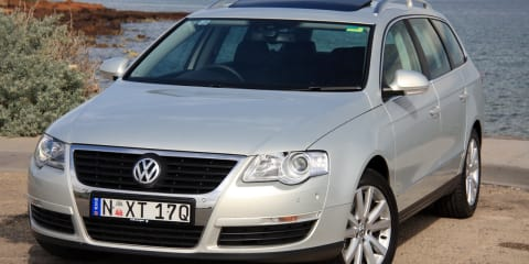 Volkswagen Passat Review & Road Test