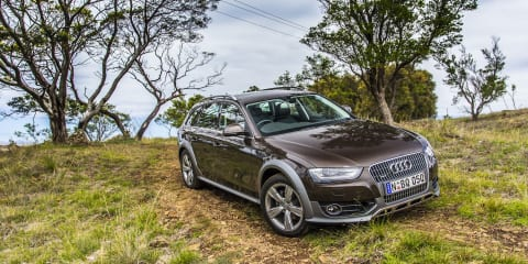 2015 Audi A4 Allroad Review