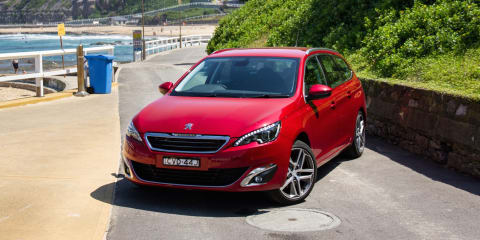 2015 Peugeot 308 Touring Review