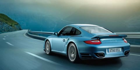 2010 Porsche 911 Turbo S Geneva preview