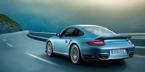 2010 Porsche 911 Turbo S Geneva preview