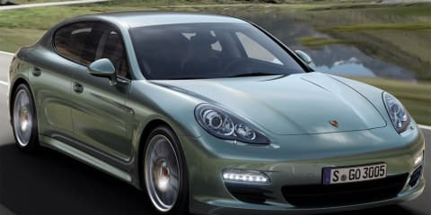 2011 Porsche Panamera Diesel announced