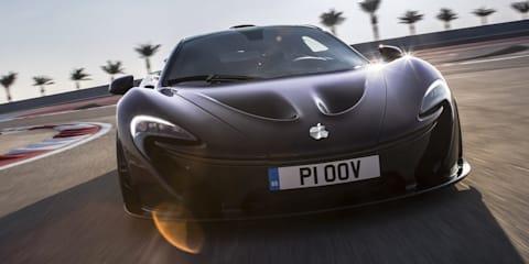 McLaren denies Apple takeover talks