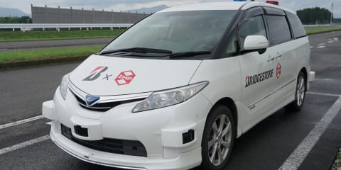 Bridgestone to use autonomous cars for tyre testing