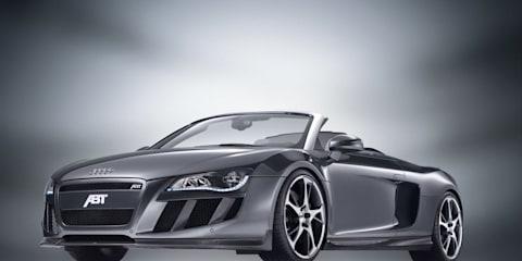 Audi R8 Spyder by ABT