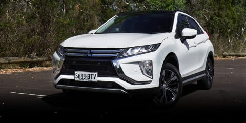 2018 Mitsubishi Eclipse Cross Exceed AWD review