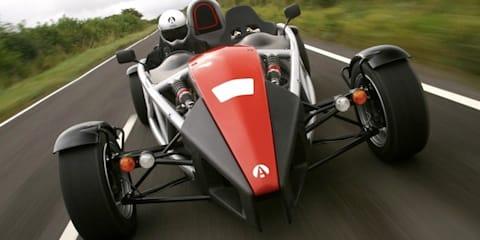 Ariel Atom makers help develop fully immersive racing simulator