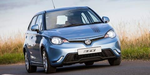 MG: New Cars 2014