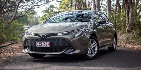 2019 Toyota Corolla v Hyundai i30 v Mazda 3 comparison
