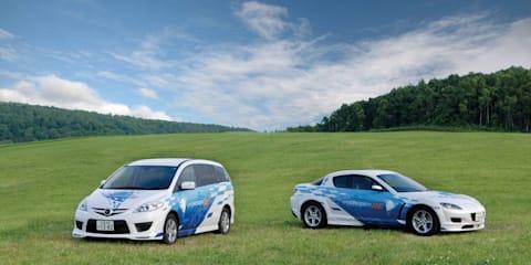 Mazda celebrates 90th anniversary