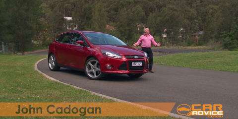 Ford Focus Titanium Video Review II