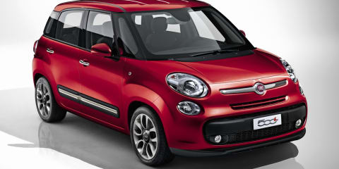 Fiat 500L under serious consideration for Australia