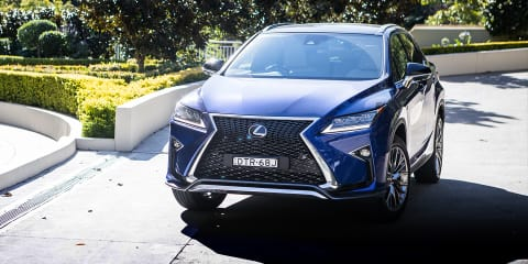2018 Lexus RX300 F Sport review