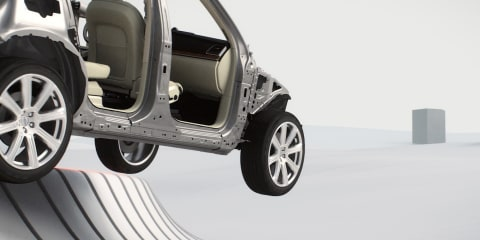 Volvo XC90 to feature auto braking at intersections, run off road protection