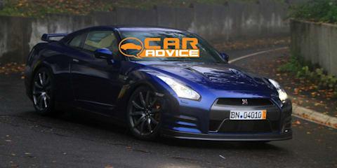 2012 Nissan GT-R Update