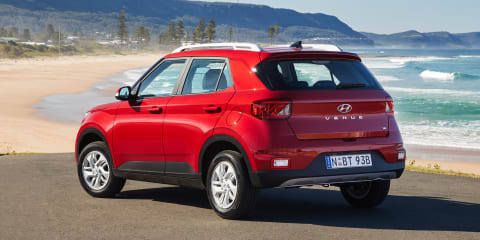 Hyundai Venue not a 'like-for-like replacement' for Accent