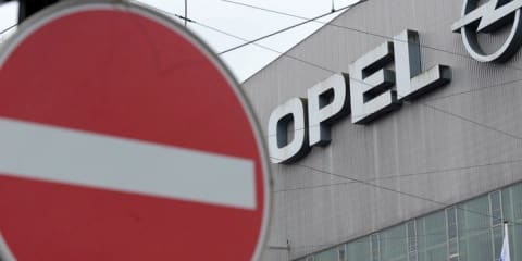 General Motors' Opel to close Antwerp factory, 8300 jobs to go