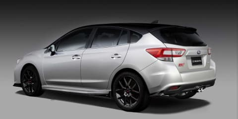 Subaru Impreza STI, Forester STI concepts heading to Tokyo Auto Salon