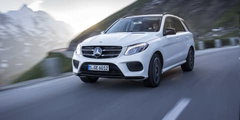 Mercedes-Benz GLE pricing and specifications