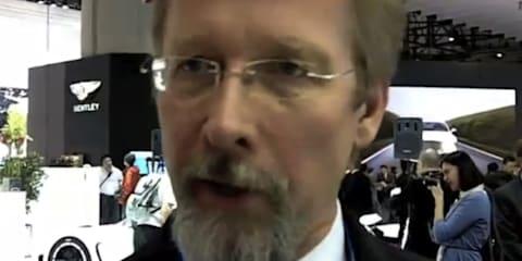Video: Chris Bangle ex-BMW designer on supercars