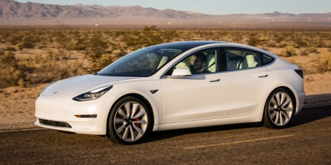 Tesla drops Model 3 Mid Range battery