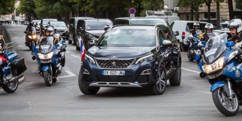 2018 Peugeot 5008 gets bulletproof armour