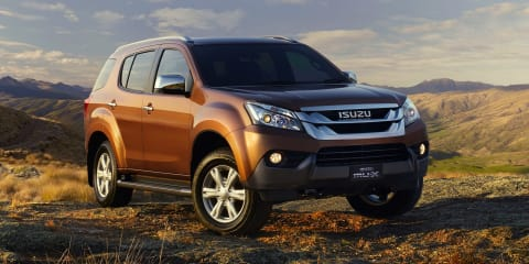 Isuzu: New Cars 2014