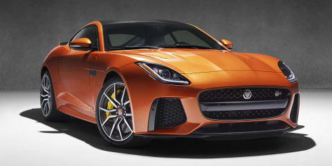 Jaguar SVR badge not limited to V8s: Smaller engines and EVs all possible