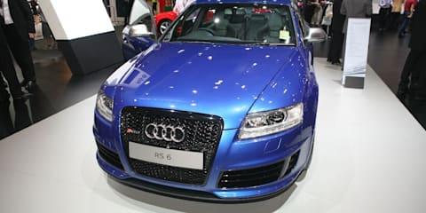 2009 Audi RS 6 at MIMS
