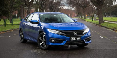 Honda Civic sedan selling up a storm, hatch and Type R waiting in the wings