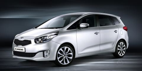 Kia Rondo arrives with diesel in May; Cerato and Optima diesel shelved