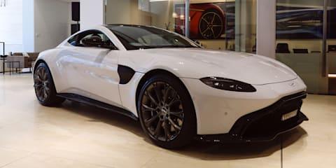 2018 Aston Martin Vantage pricing announced