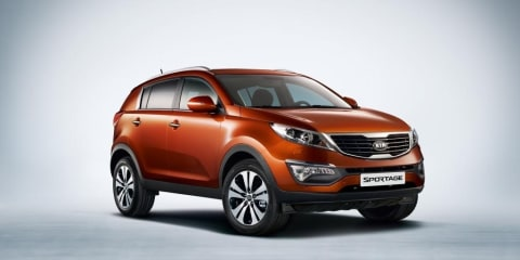New Kia Sportage unveiled