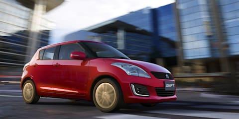 Suzuki gets strong start to 2015 as it plots sales turnaround