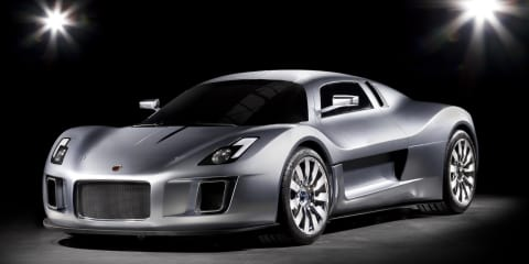 2012 Gumpert Tornante unveiled at Geneva