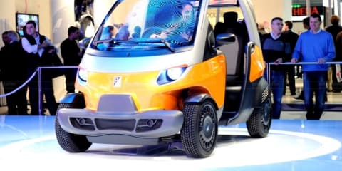 Piaggio NT3 Concept to take on Tata Nano