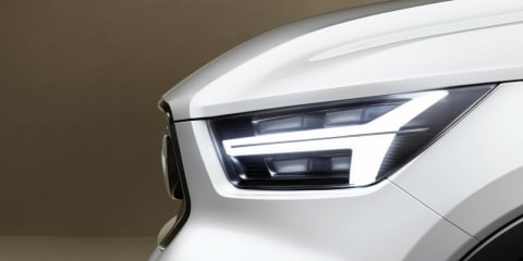 2017 Volvo V40, XC40 concepts teased ahead of big unveiling next week