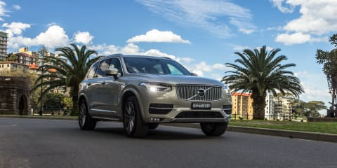Volvo XC90 T5 ruled out for Australia